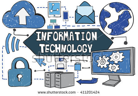 Information technology clipart 4 » Clipart Station.