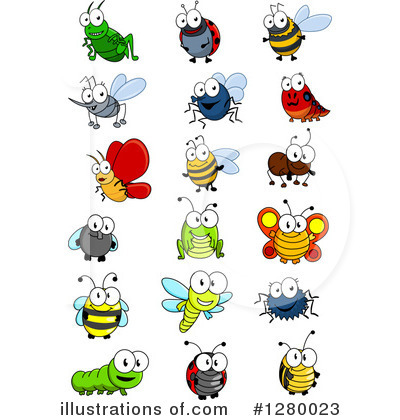 Insects Clipart #1280023.