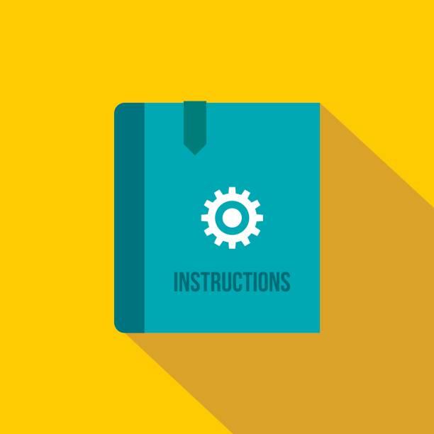 Best Instruction Manual Illustrations, Royalty.