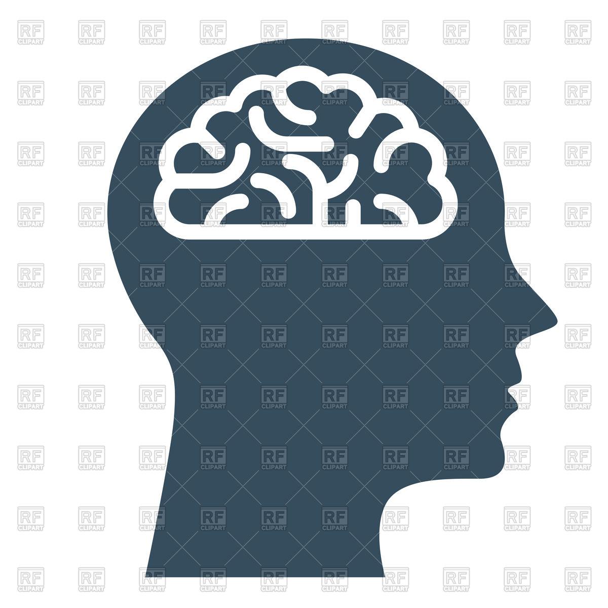 Brain activity.