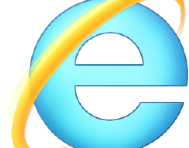 Internet Explorer Clipart.