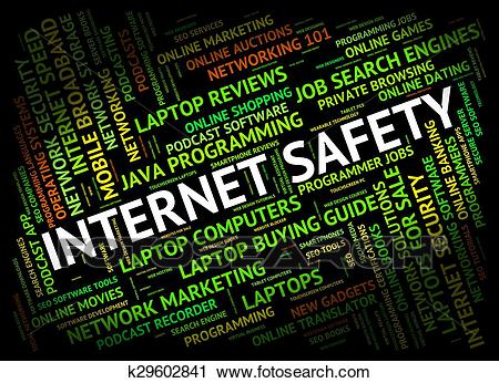 Internet safety clipart 6 » Clipart Station.