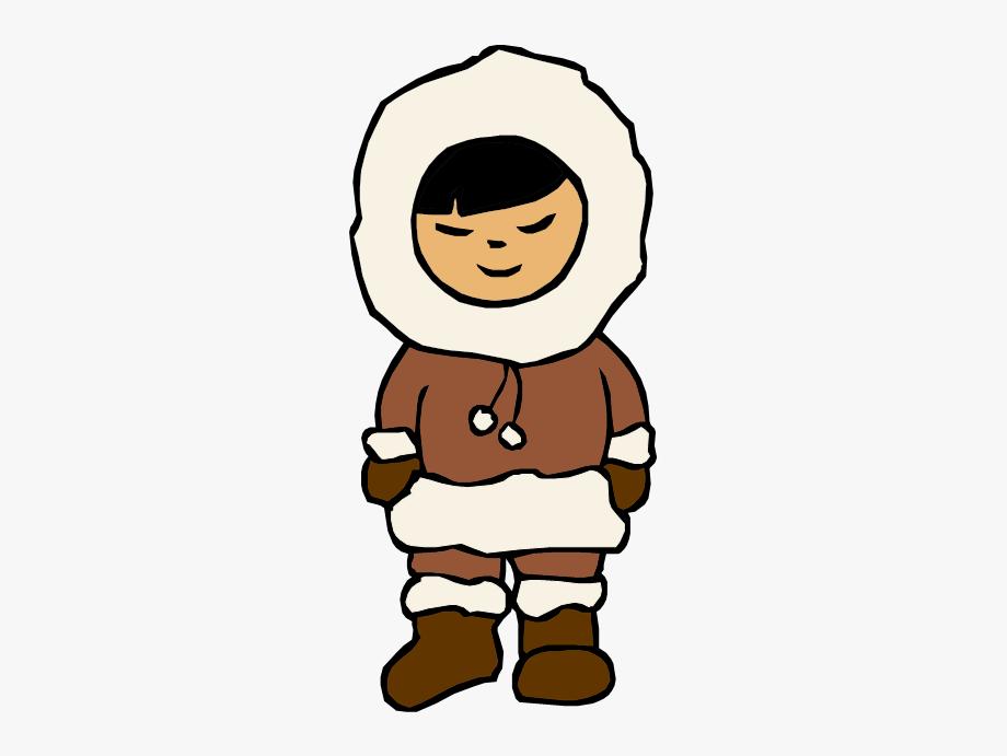 Eskimo Clipart Inuit.