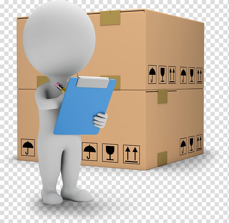 Goods Inventory Purchasing Management, Business transparent.