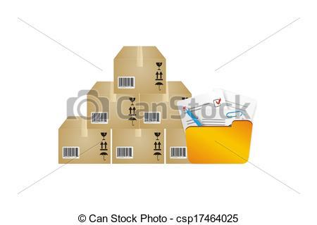 storage inventory.