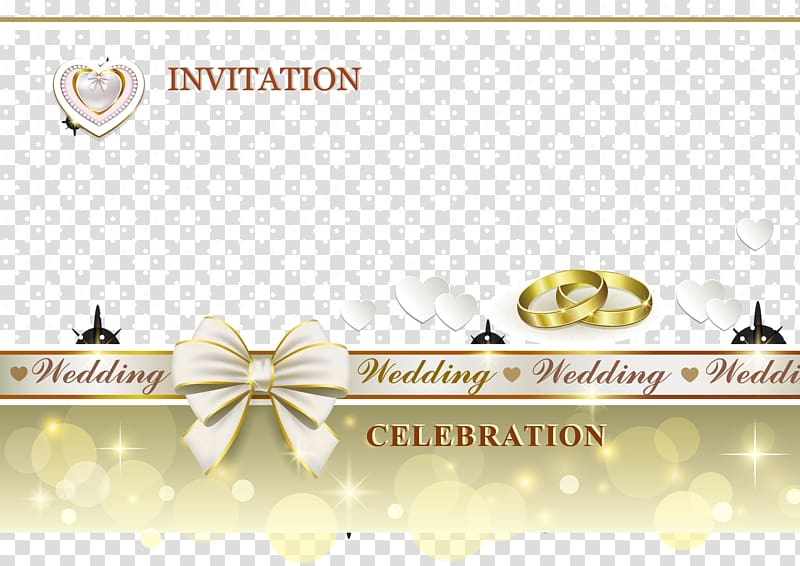 Gold and white celebration , Wedding invitation Icon, White.