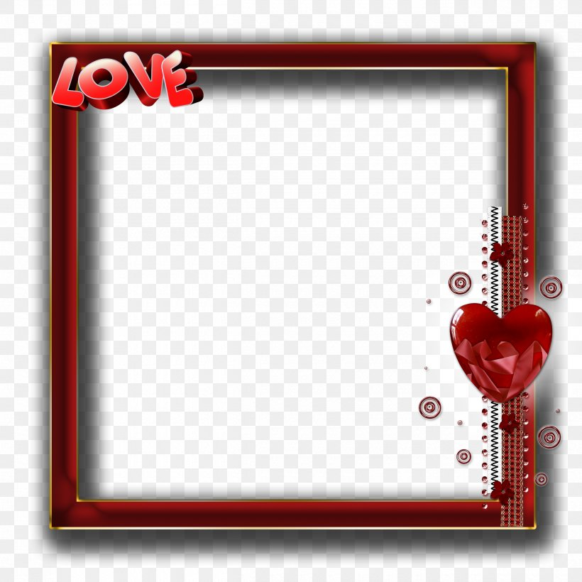 Picture Frame Photography Love, PNG, 2500x2500px, Frame.