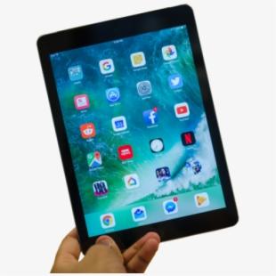 Tablet Clipart Apple Tablet.