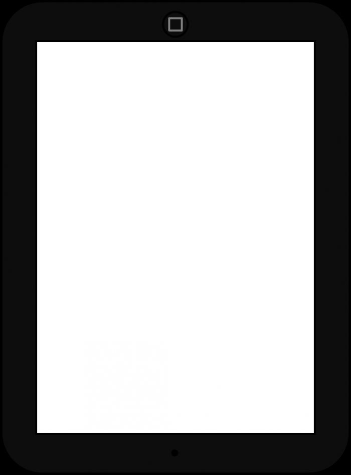 Ipad Clipart Png Vector, Clipart, PSD.