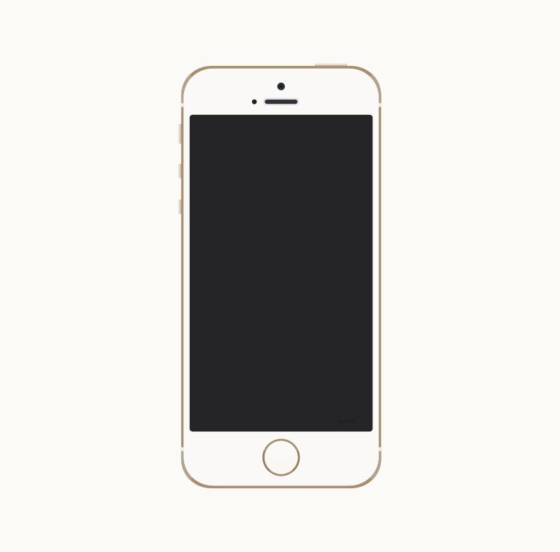 Iphone 7 Plus Clipart.