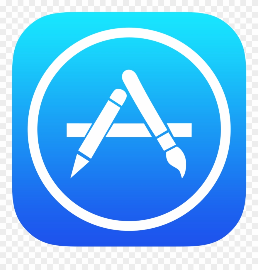 Appstore Icon Png Image.