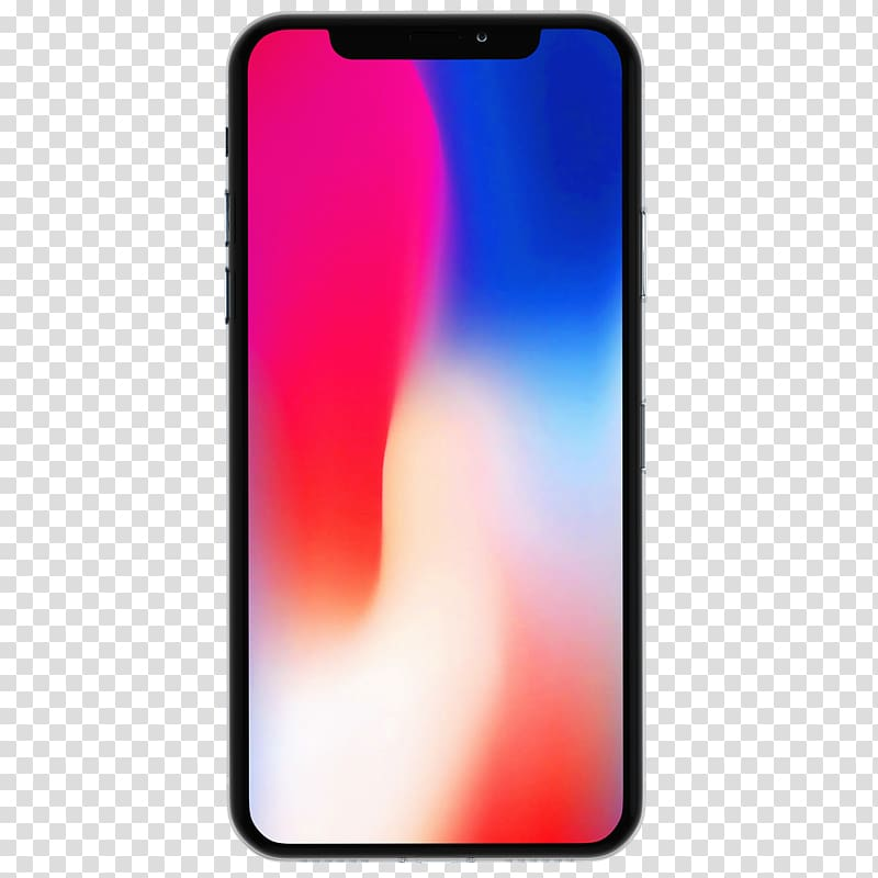 IPhone 8 Telephone Apple A11 iPhone X, iphone x transparent.