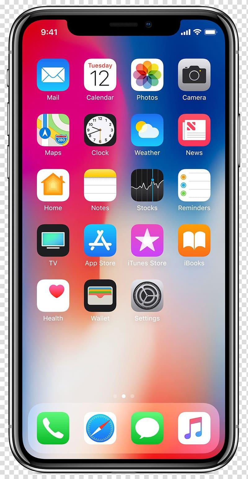 IPhone X IPhone 8 Plus iPhone 7, apple iphone transparent.
