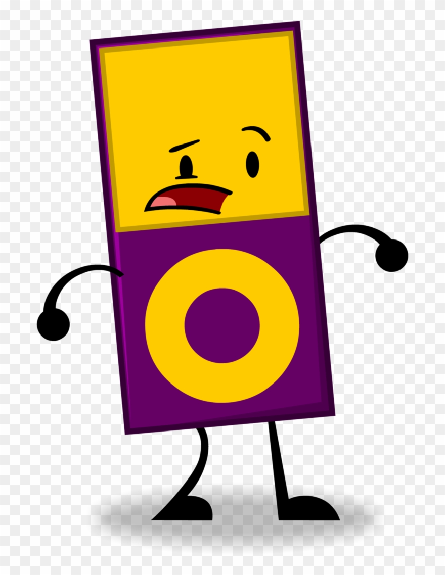 Amber Purple Ipod Clipart (#3571133).