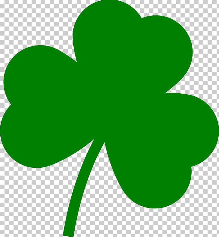 Saint Patrick's Day Ireland Shamrock Four.