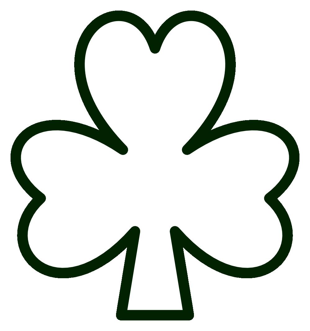 Irish shamrock clipart clip art.