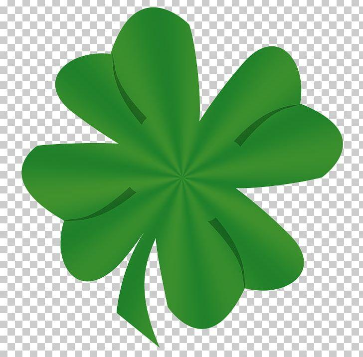 Ireland White Clover Four.