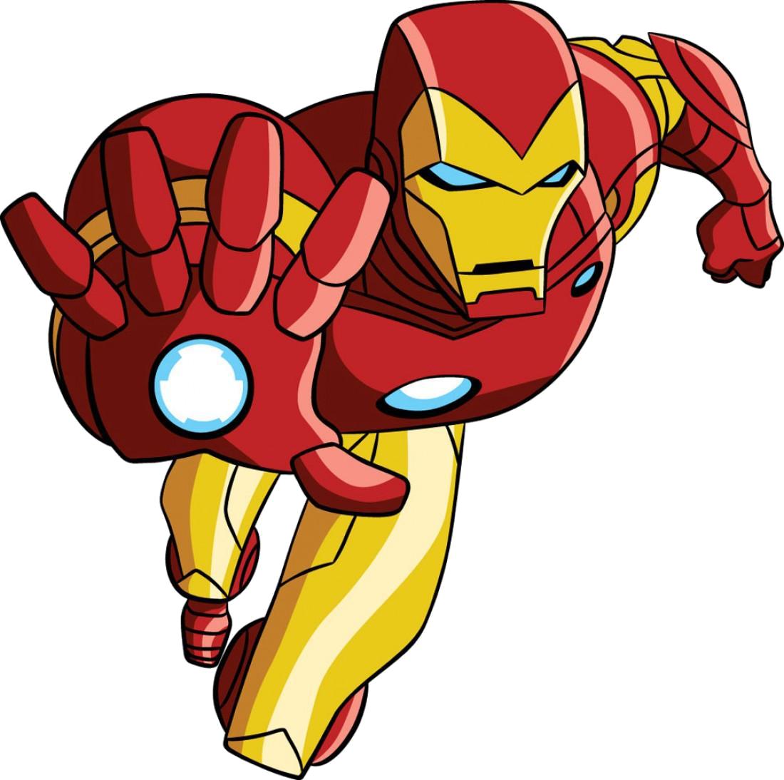 Iron Man Clipart Ironman 3 Png.