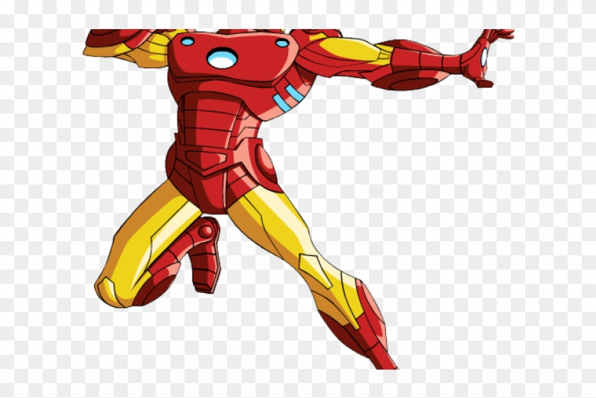 Iron Man Clipart Marvel Comic.