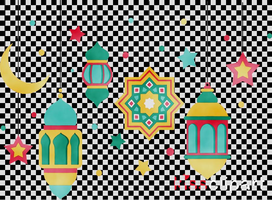 New Year Islamic clipart.