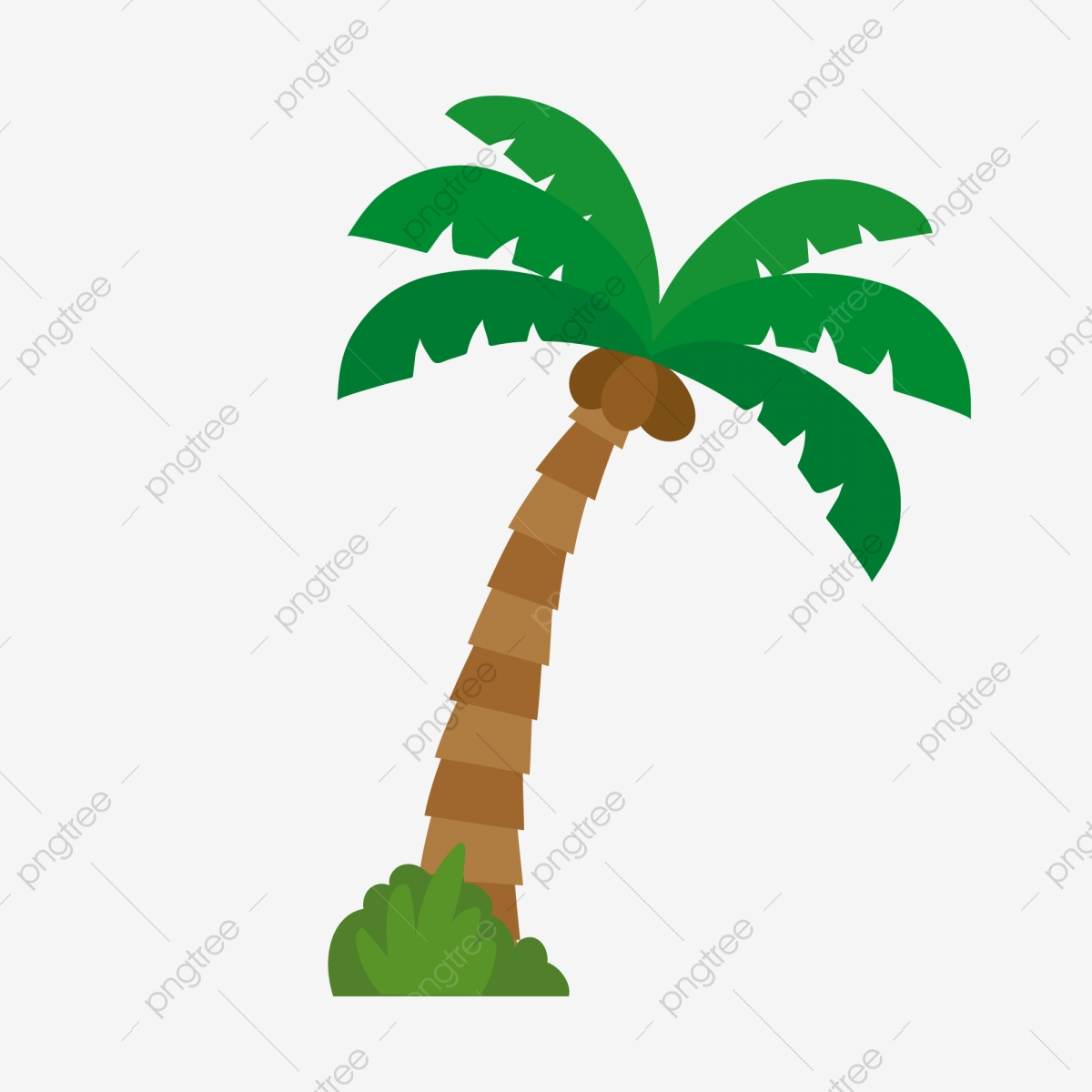 Island Beach Coconut Trees, Coconut Clipart, Island Clipart, The.
