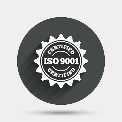 iso 9001 clipart logo #8