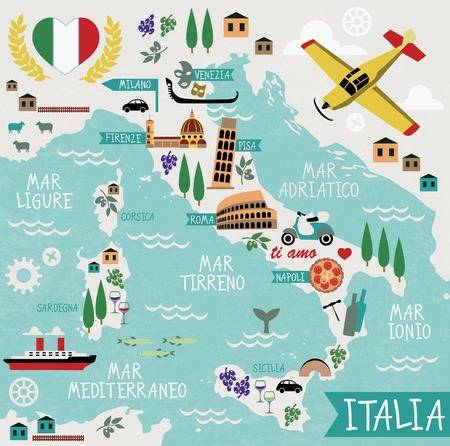 71,649 Italy Stock Vector Illustration And Royalty Free Italy Clipart.