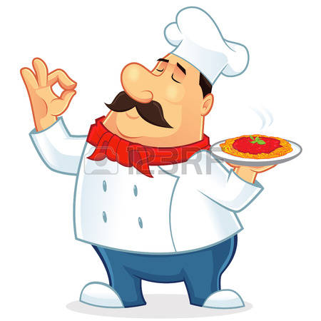 Italian chef clipart images » Clipart Station.