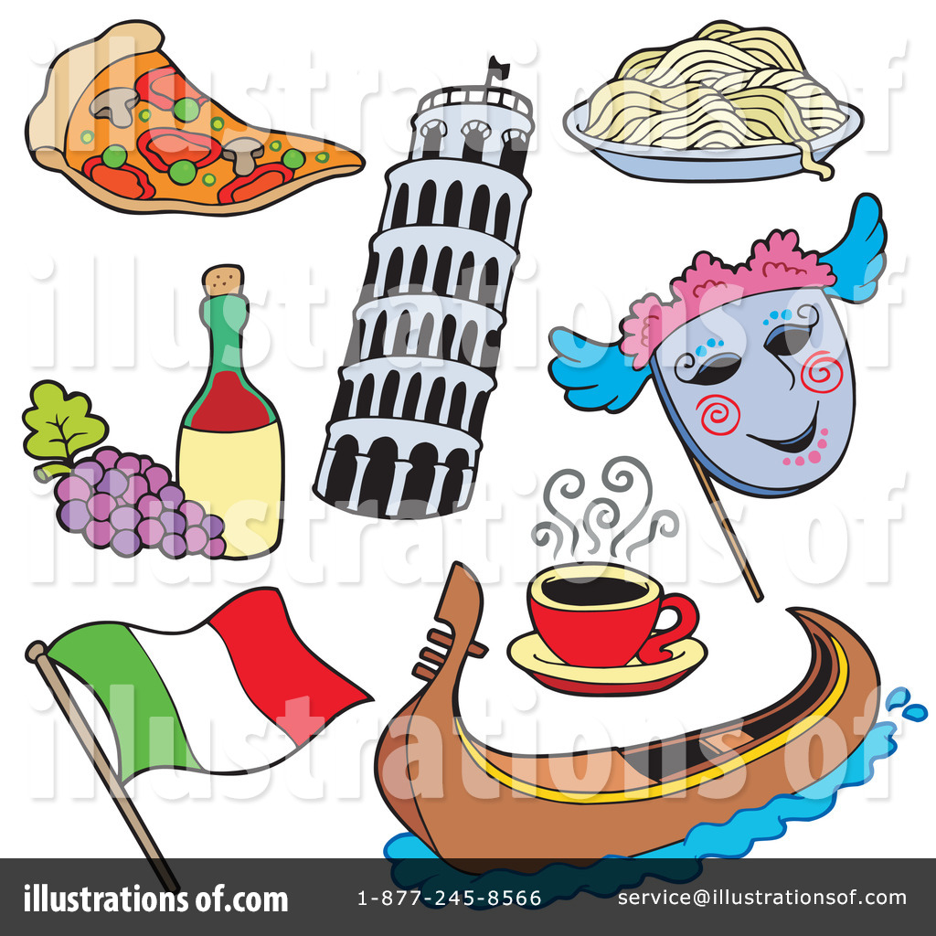 Italy Clipart #213599.