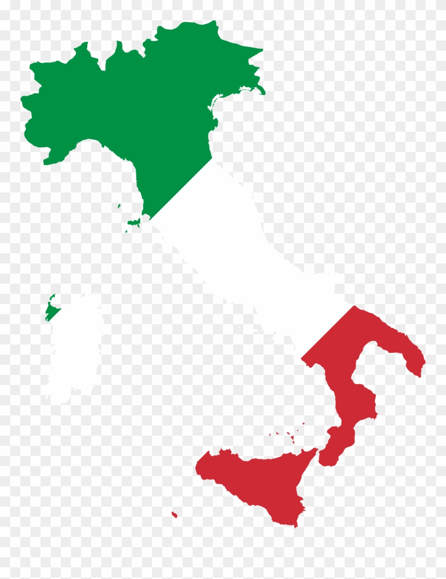 Italy Clipart Italy Map Clipart.