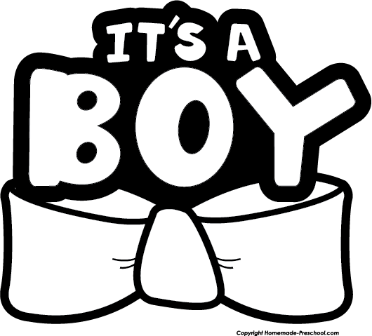 Clipart Its A Boy 20 Free Cliparts Download Images On