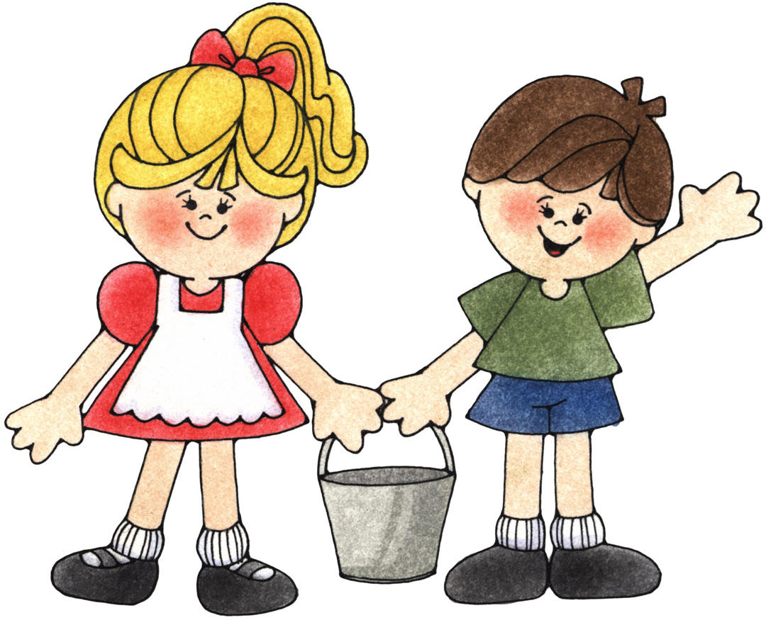 Jack And Jill Clipart.