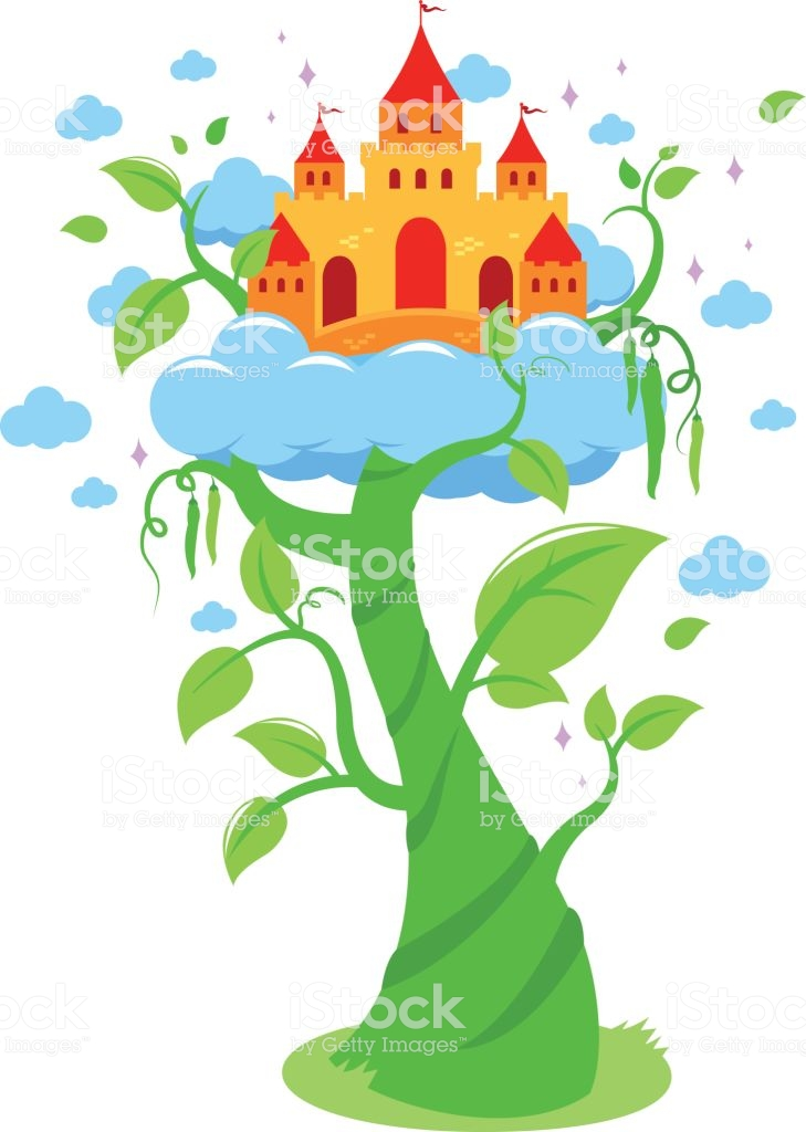 Jack and the beanstalk clipart 9 » Clipart Station.