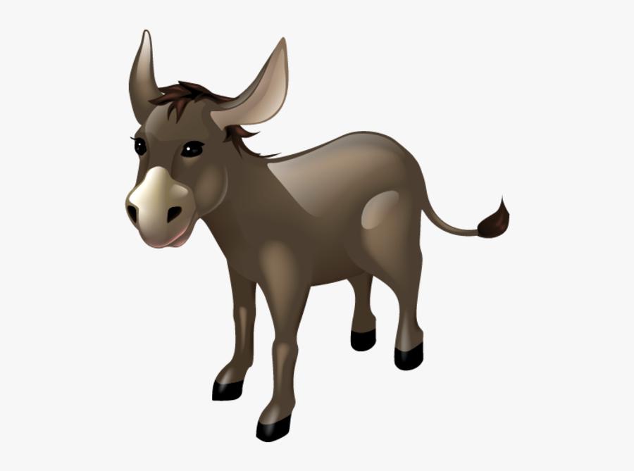 Donkey Jackass Clipart.