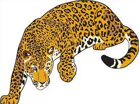 Free jaguar clipart.