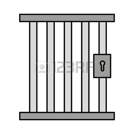 86 Jail Cell free clipart.