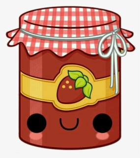 Free Jam Clip Art with No Background.