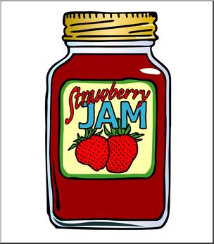 Clip Art: Jam Color I abcteach.com.