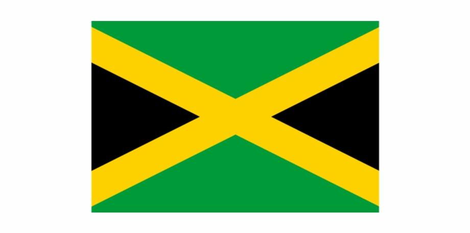 Jamaican Flag Medium Jamaican Flag.