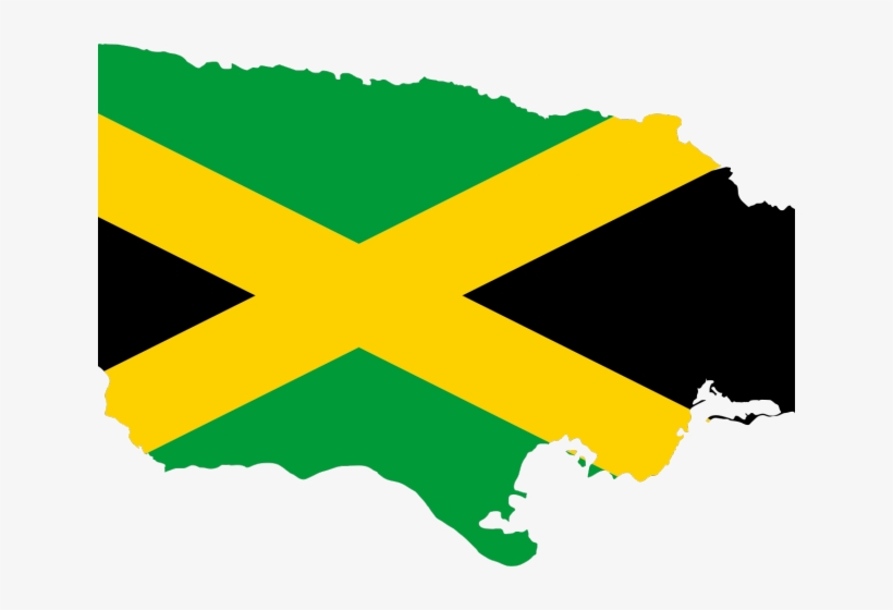 Jamaica Flag Clipart Png.