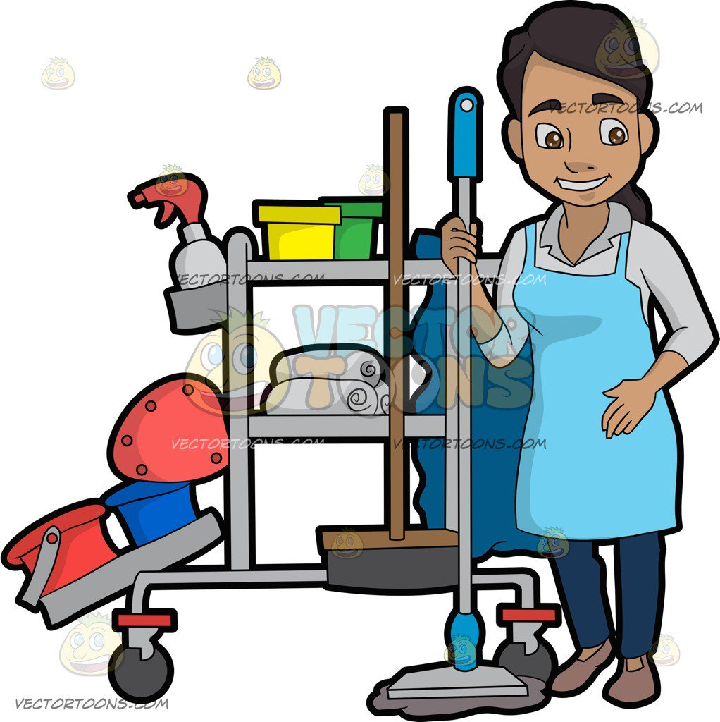 Janitor clipart 6 » Clipart Portal.