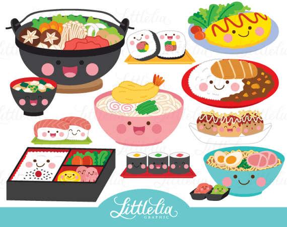 Japanese food kawaii.
