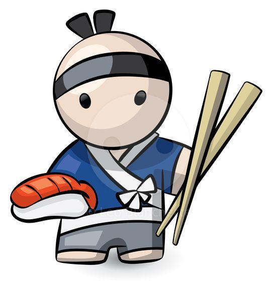 Chopsticks clipart japanese steakhouse, Chopsticks japanese.
