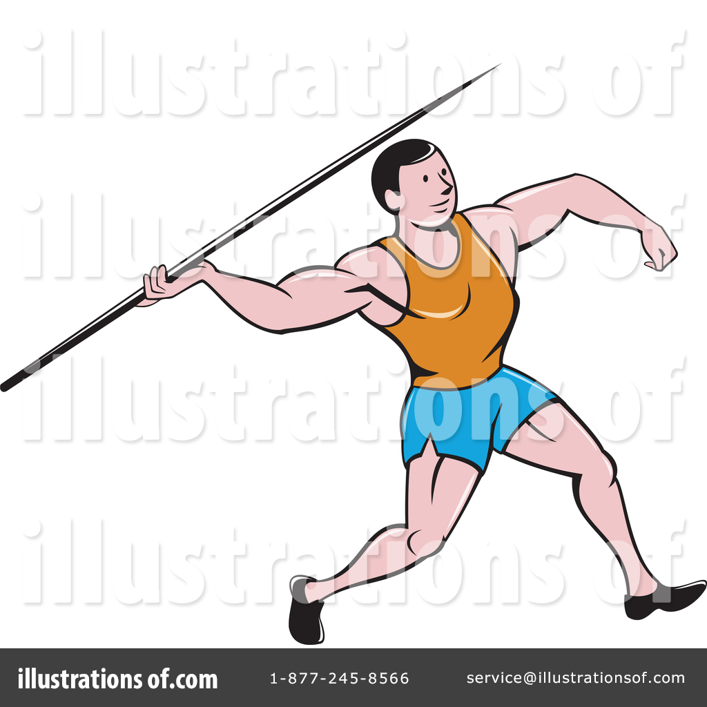 Javelin Clipart #1403676.