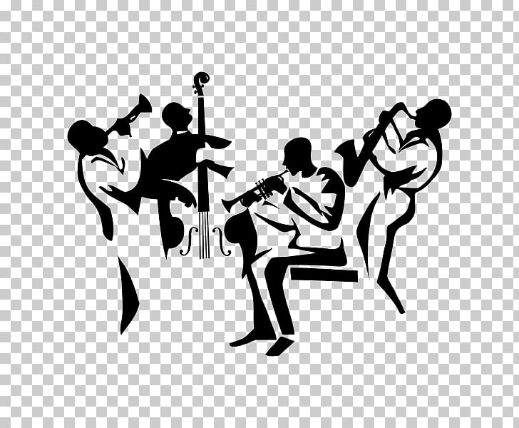 Dixieland Jazz Music , musical instruments PNG clipart.