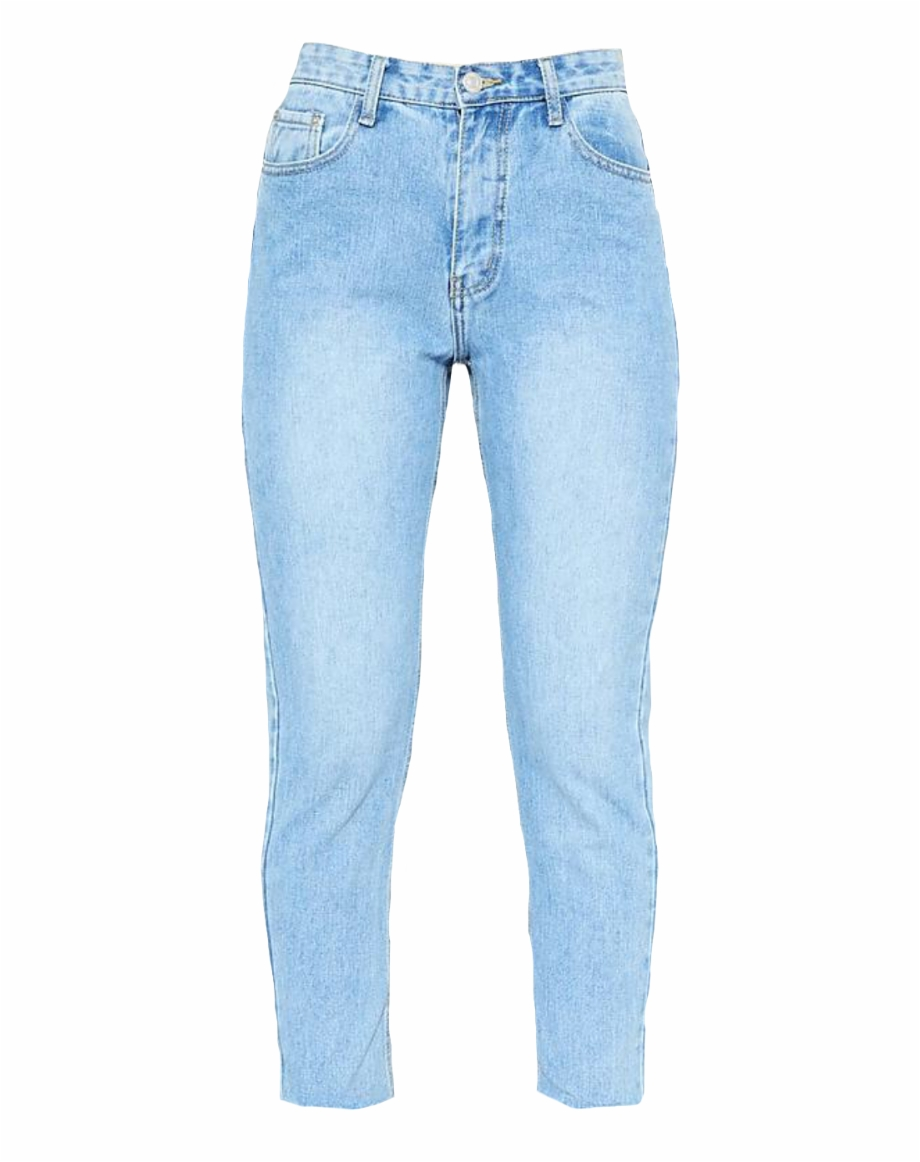 Clipart Pants Blue Jean Denim.