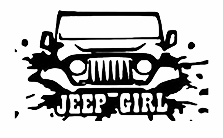 Jeep Decal Png.