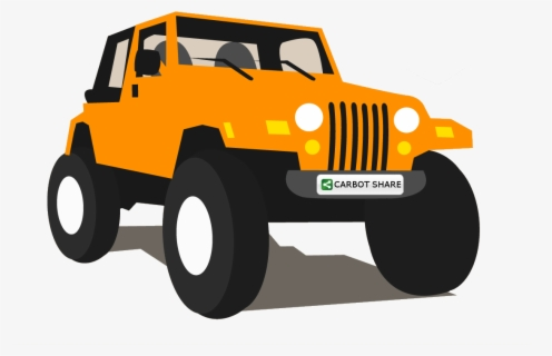 Free Jeep Clip Art with No Background.