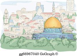 Jerusalem Clip Art.