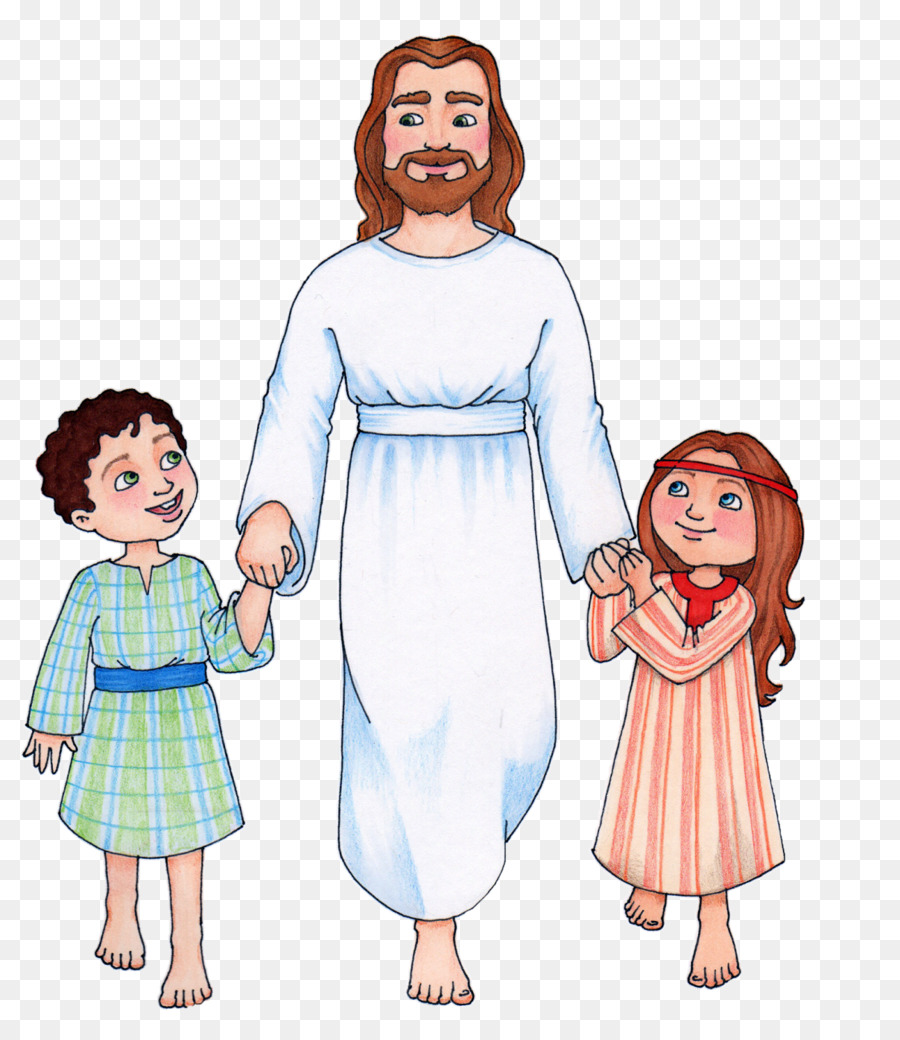 Depiction of Jesus Child Clip art.